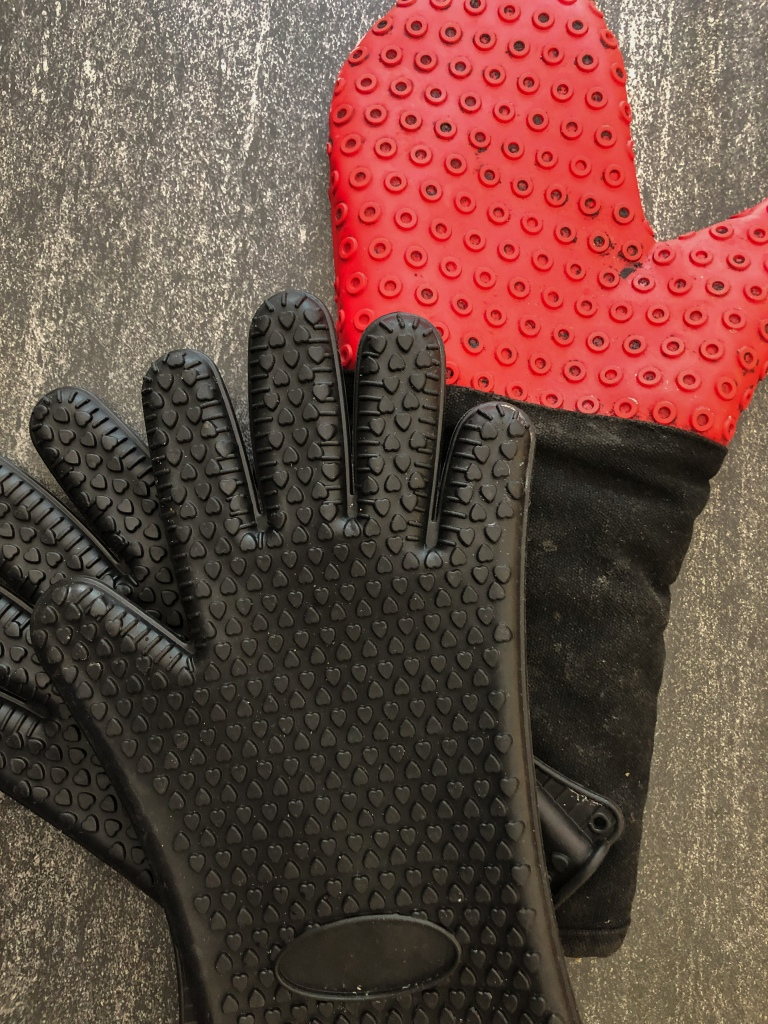 Heat Resistant Hand Protection
