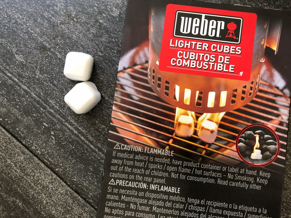 Lighter Cubes